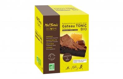 MELTONIC Cake TONIC BIO Chocolate Honey