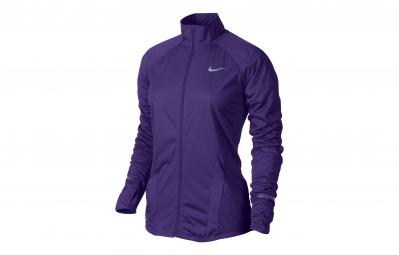 NIKE Jacket ELEMENT SHIELD Purple Women