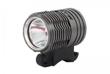 MASSI LEO Front Bicycle light 1100 Lumens Grey