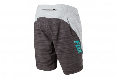 FOX Short Femme LYNX Heather Gris