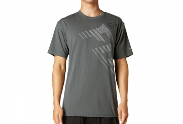 FOX T-Shirt SAVANT SS TECH TEE Gris