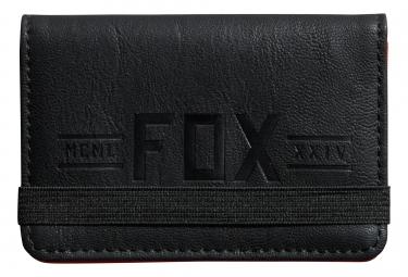 FOX Portefeuille ORDER WALLET Noir