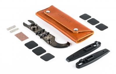 BOMBTRACK Multi Tool MULTIX With Brown Roll