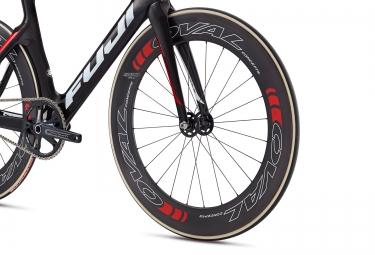 FUJI 2016 Vélo Complet TRACK ELITE Noir Rouge