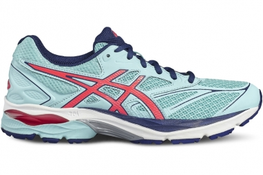 Asics gel pulse 8 t6e6n 6706 femme chaussures de running rose 36