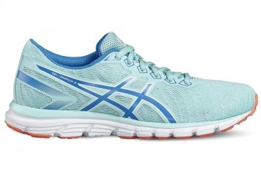 Asics gel zaraca 5 t6g8n 6743 femme chaussures de running bleu 39