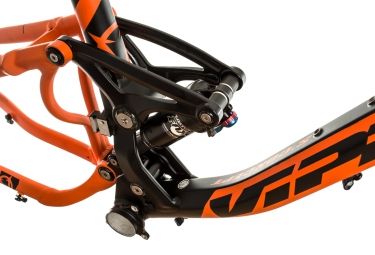 VIPER Frame Fiery XC 27.5 Orange/Black