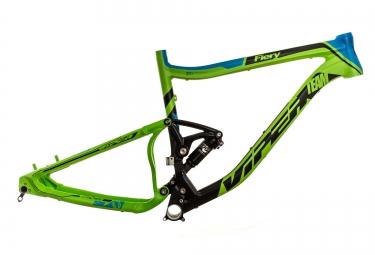VIPER Frame Fiery AM 150 27.5 Green/Blue