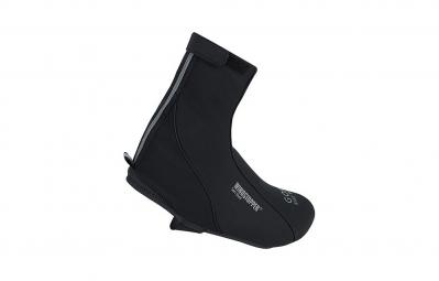 GORE BIKE WEAR Couvre-Chaussures ROAD WINDSTOPPER Soft Shell Noir