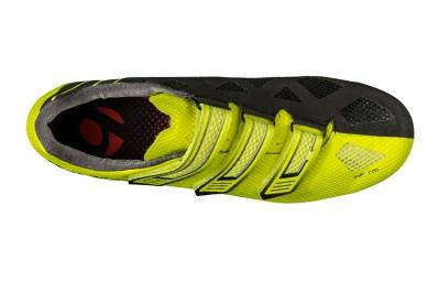bontrager chaussures route xxx le jaune fluo 42