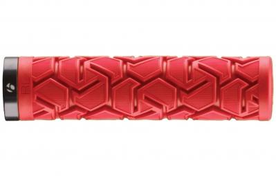 BONTRAGER Grips Race Lite Plus 130mm Red