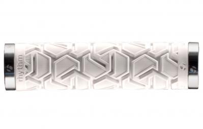 BONTRAGER Grips Rhythm Plus 130mm White