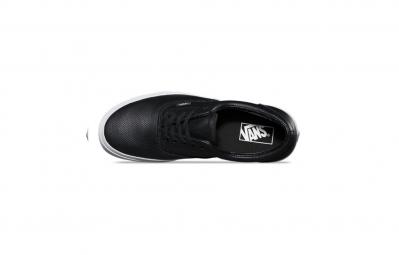 VANS Paire de chaussures U ERA Perf Leather Cuir Noir