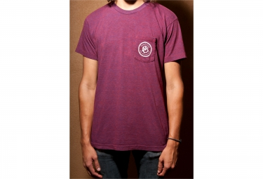 markit tee shirt rope pocket rouge m