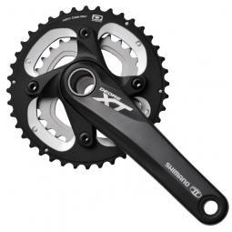 Shimano pedalier xt fc m785 28 40 dents 2x10 vitesses noir 175