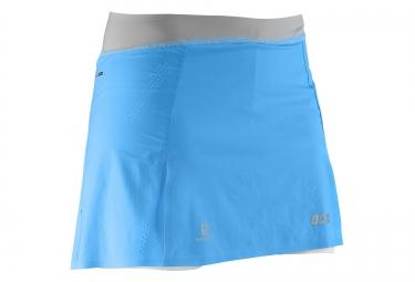 SALOMON Shorts Femme S-LAB SENSE Bleu