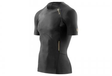 maillot compression skins a400 homme noir xl