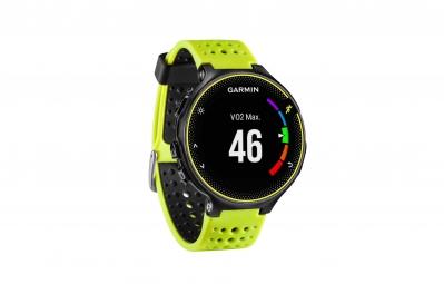 GARMIN Montre GPS Forerunner 230 Noir/Jaune