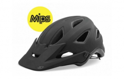 casque all mountain giro montaro mips noir mat s 51 55 cm