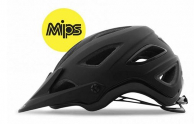 Casque All Mountain GIRO MONTARO MIPS Noir Mat