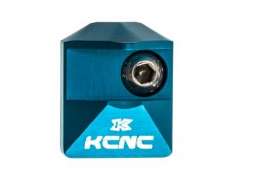 KCNC Cache fixation Direct Mount/Décapsuleur Bleu