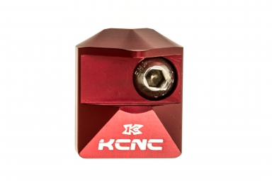 kcnc cache fixation direct mount decapsuleur rouge