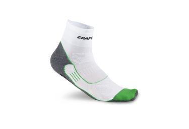 CRAFT Paire de Chaussettes BE ACTIVE BIKE Blanc