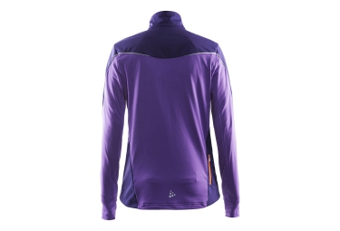 CRAFT Veste DEFENSE Dynasty Lilac Flourange Femme