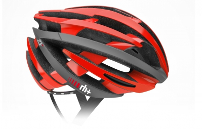 Casque ZERO RH ZY rouge anthracite