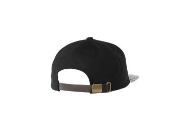 ALTAMONT FIELDER BALL CAP Noir