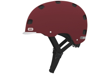 ABUS Bowl Helmet SCRAPER V.2 Red