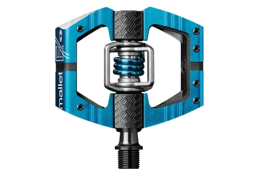 Crank Brothers Mallet Enduro Pedals - Blue