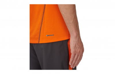 THE NORTH FACE Débardeur GTD Orange Homme