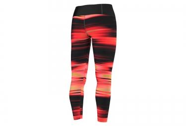 adidas legging Femme GO-TO GEAR Noir Flamme