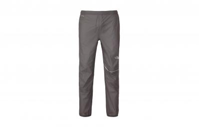 the north face pantalon impermeable storm stow gris homme xs
