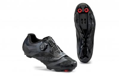 chaussures vtt northwave scorpius 2 plus noir anthracite 40