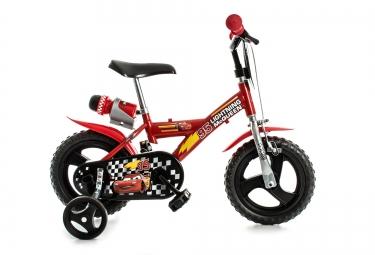 Vélo Enfant Dino Bikes CARS 12'' Rouge