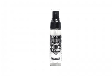 MUC-OFF PREMIUM ANTI-FOG TREATMENT Goggles and Glasses Spray 30ml