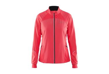 Craft veste legere brillant rose femme s