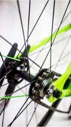 FROG BIKES vélo de piste enfant 24´´