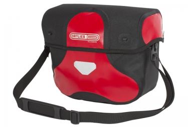 ortlieb sacoche de guidon ultimate6 classic noir rouge