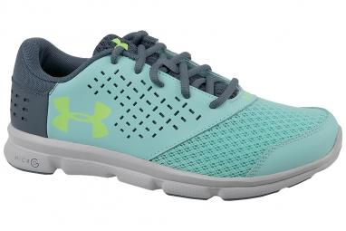 Ua ggs micro g rave rn 1285435 942 enfant mixte chaussures de running bleu 40