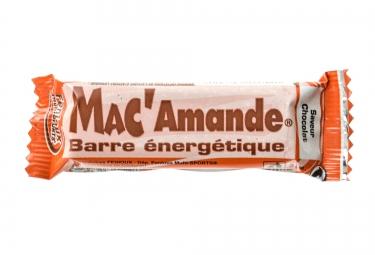 FENIOUX MULTI-SPORTS Barre à L´Unité MAC´AMANDE Goût Chocolat