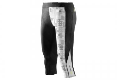 SKINS Corsaire de compression A200 Femme Noir/Logo