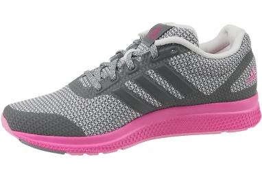 meilleur service 7386e 5a7c0 Adidas Mana Bounce W AF4116 Femme Chaussures de running Gris