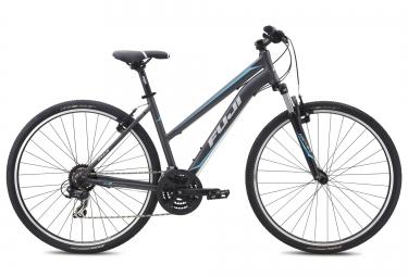 FUJI 2015 Vélo Complet Femme TRAVERSE 1.9 Gris