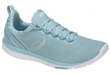 Asics gel fit sana 3 s751n 1493 femme chaussures de fitness bleu 42