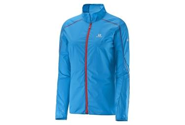 salomon veste femme s lab light jacket bleu l