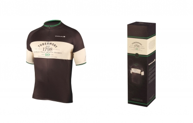 ENDURA Short Sleeves Jersey TOBERMORY Whisky