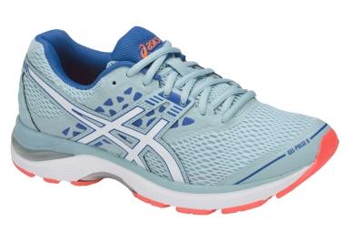 Asics gel pulse 9 t7d8n 1401 femme chaussures de running bleu 37